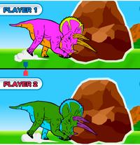 Dinosaur König-Dinolympisches