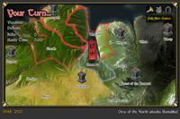 Warlords-epischen Konflikt