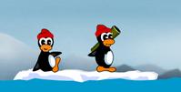 Pinguin Soldat