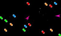 Weltraum Zweikampf